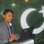 Ejaz A., an Entrepreneur